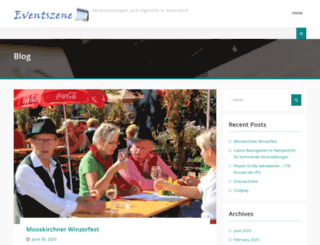 eventszene.at screenshot