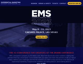 eventtech.eventmarketer.com screenshot