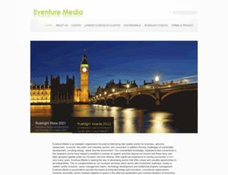 eventuremedia.co.uk screenshot