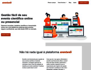 eventweb.com.br screenshot