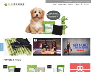 everbamboo.myshopify.com screenshot