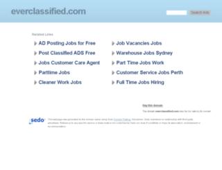 everclassified.com screenshot