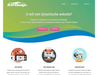everdesign.nl screenshot
