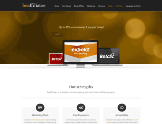 everestaffiliates.com screenshot