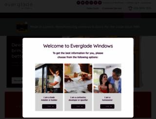 evergladetrade.co.uk screenshot