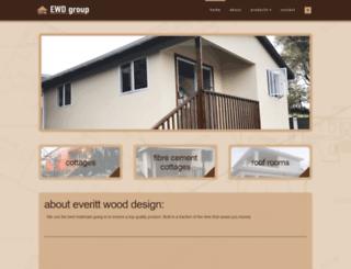 everittwood.co.za screenshot