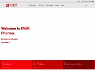 everpharma.com screenshot