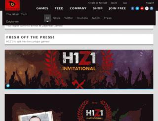everquestnext.de screenshot