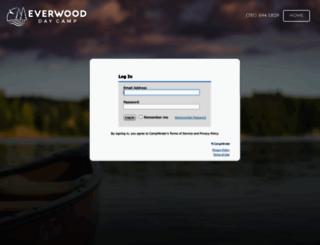 everwood.campintouch.com screenshot
