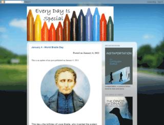 every-day-is-special.blogspot.com screenshot