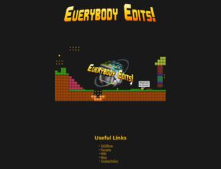 everybodyedits.com screenshot