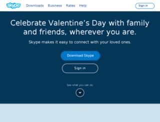 everyday.skype.com screenshot