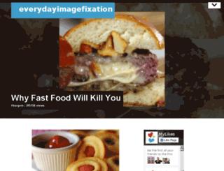 everydayimagefixation.net screenshot