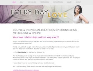 everydaylove.com.au screenshot