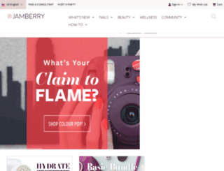 everydaymarg.jamberrynails.net screenshot