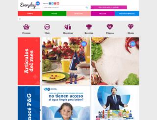 everydayme.com.ar screenshot
