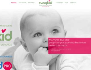 everykid.com screenshot