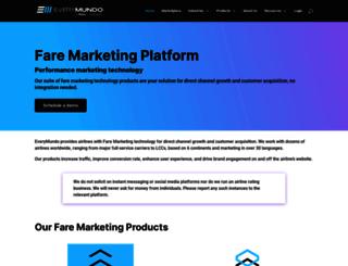 everymundo.com screenshot