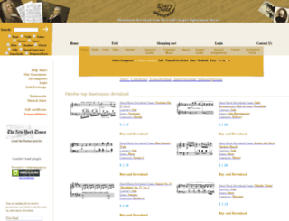 everynote.com screenshot