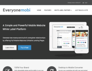 everyonemobi.com screenshot