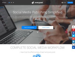 everypost.com screenshot