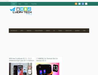 everytechpro.blogspot.com screenshot