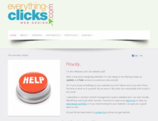 everything-clicks.com screenshot