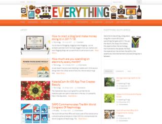 everything.co.za screenshot