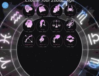 everythingastrology.com screenshot