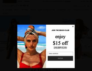 everythingbutwater.com screenshot