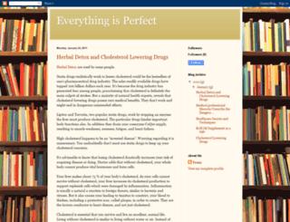 everythingbytracy.blogspot.com screenshot