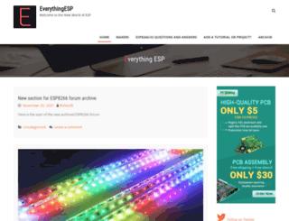 everythingesp.com screenshot