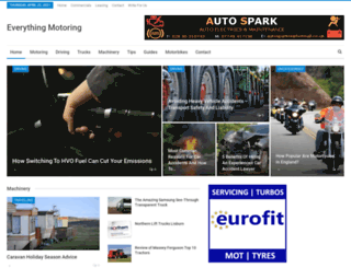 everythingmotoring.com screenshot