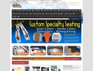 everythingpontoon.com screenshot