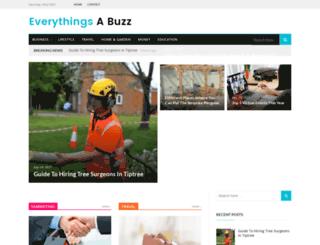 everythingsabuzz.com screenshot