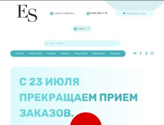 evgenia-style.com screenshot