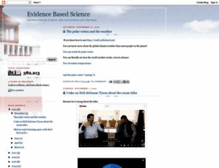 evidence-based-science.blogspot.co.uk screenshot