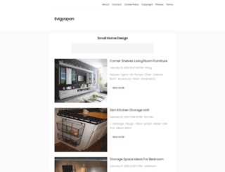 evigyapan.com screenshot