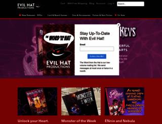 evilhat.com screenshot