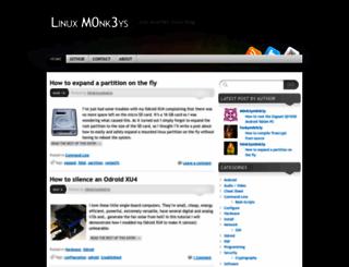 evilshit.wordpress.com screenshot