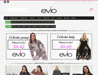 evio.ro screenshot