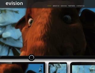 evision.ae screenshot
