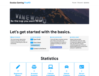 evo-life.net screenshot