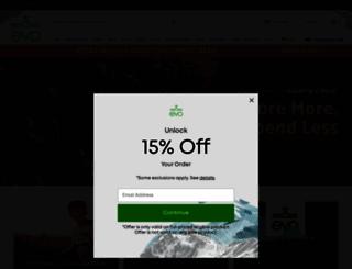 evo.com screenshot