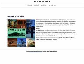 evobsession.com screenshot