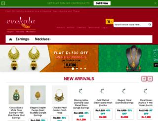 evokala.com screenshot