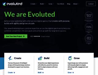 evoluted.net screenshot