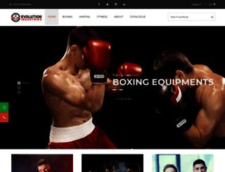 evolutionpk.com screenshot