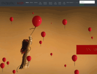 evolutionred.com screenshot