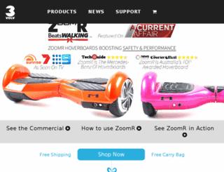 evolv3.wpengine.com screenshot
